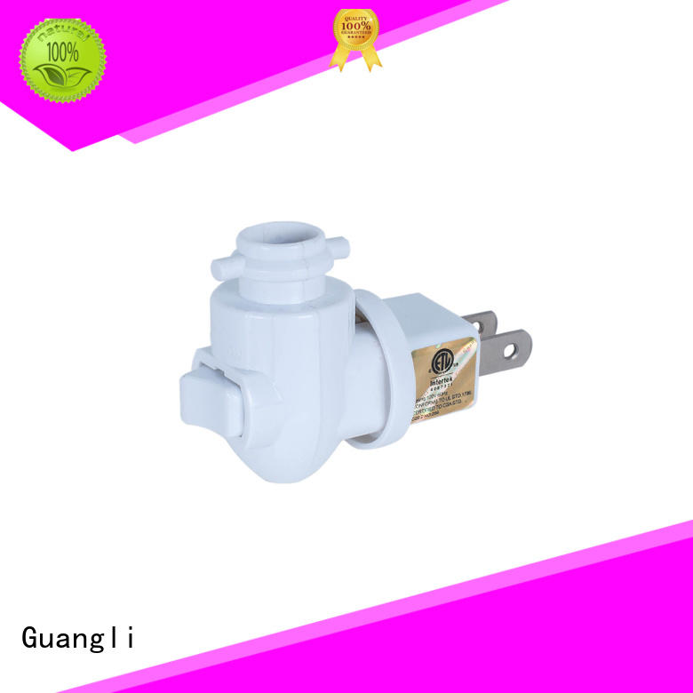 Guangli quality lamp light bulb socket for bedroom