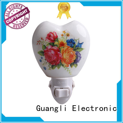 power saving wall night light with good price for bedroom