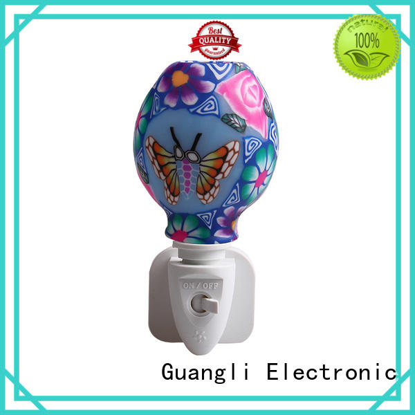 Guangli Custom decorative plug in night lights for business for bedroom