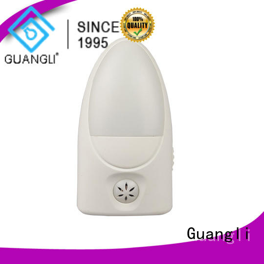 Guangli USB charger light control night light wholesale for bedroom