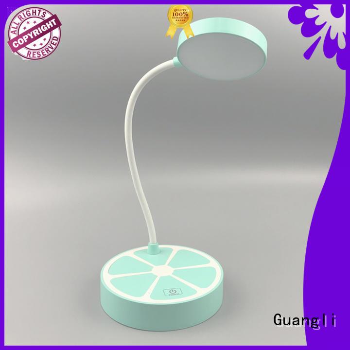 Guangli reliable desk light wholesale for decoration