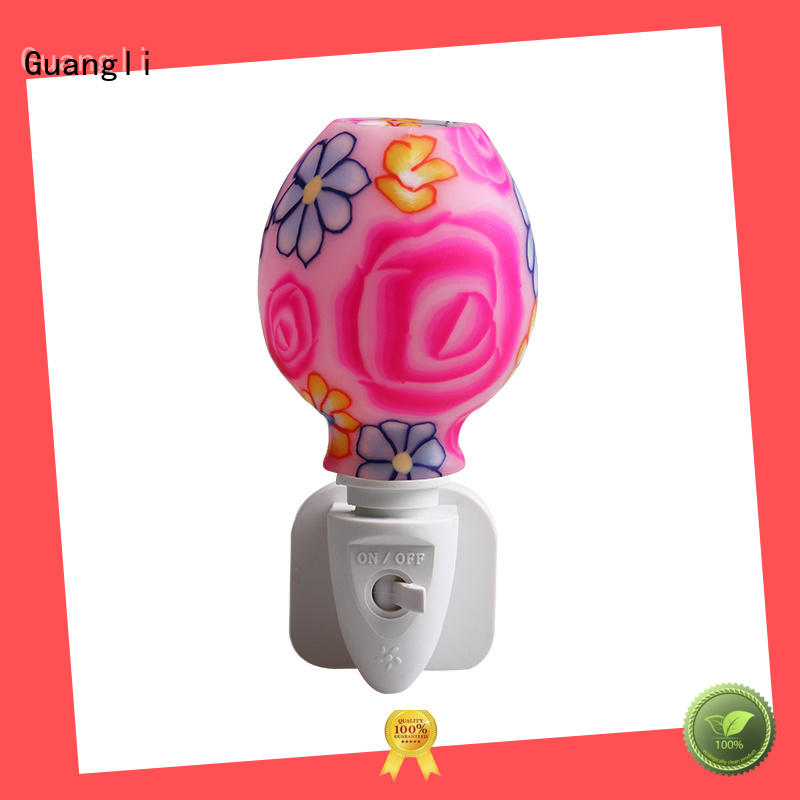 Guangli decorative plug in night lights Suppliers