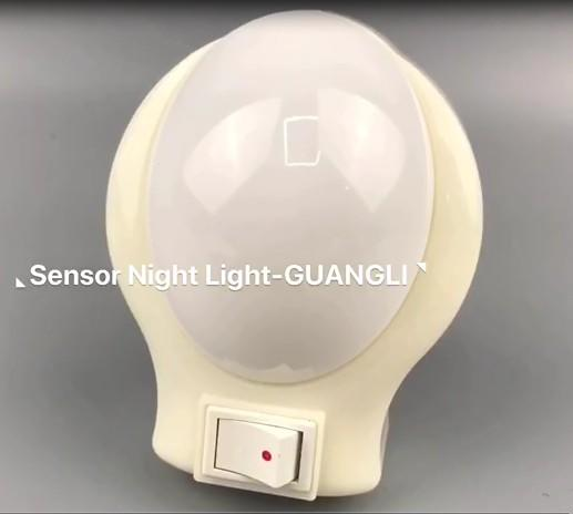 LED Intelligent sensor night light