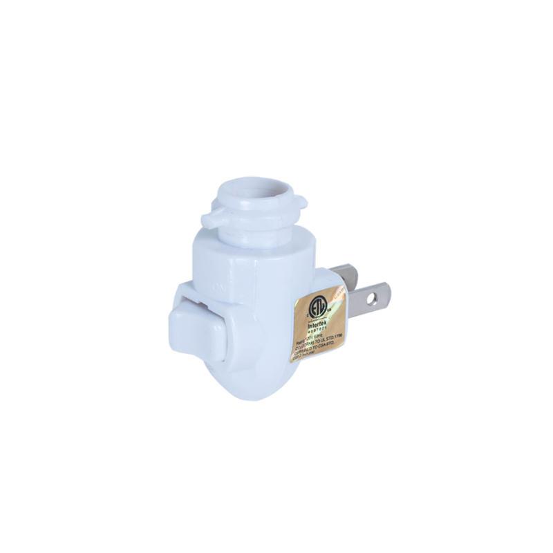 ETL CETL night light part american lamp socket electrical plug in wall lamp holder