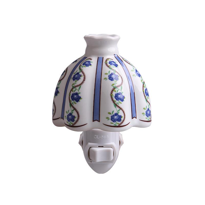 ETL CE ROSH SAA BS bedroom decor AROMA ceramic night light aroma lamp
