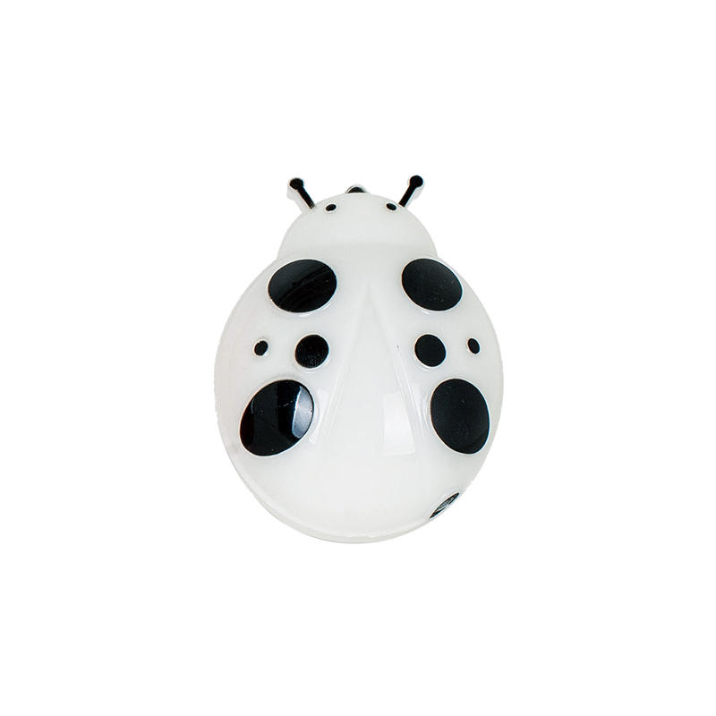 LED plug in night light sensor lamp beetle model for kids room 110V-240V EU UK
