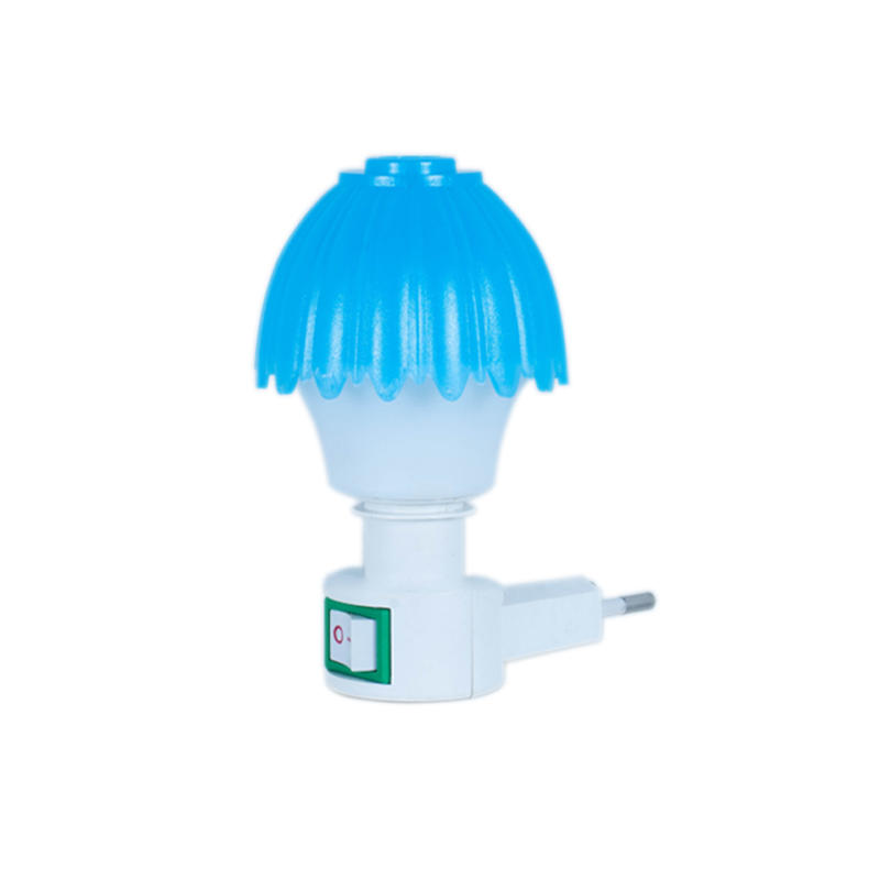 baby safe night light electric lamp for indoor AC power 110-220V 7W