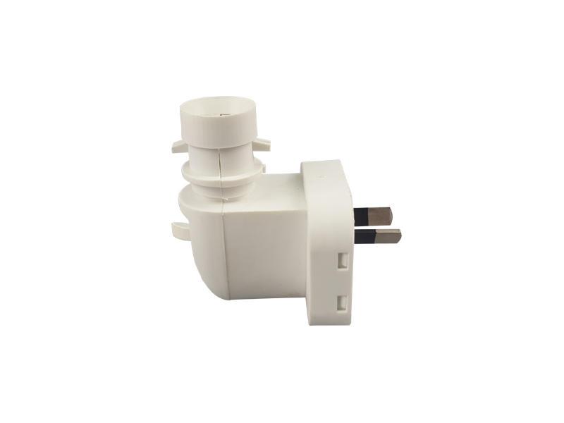 E14 Lamp Holder Socket Argentina Electric Plug 220-240V for night light