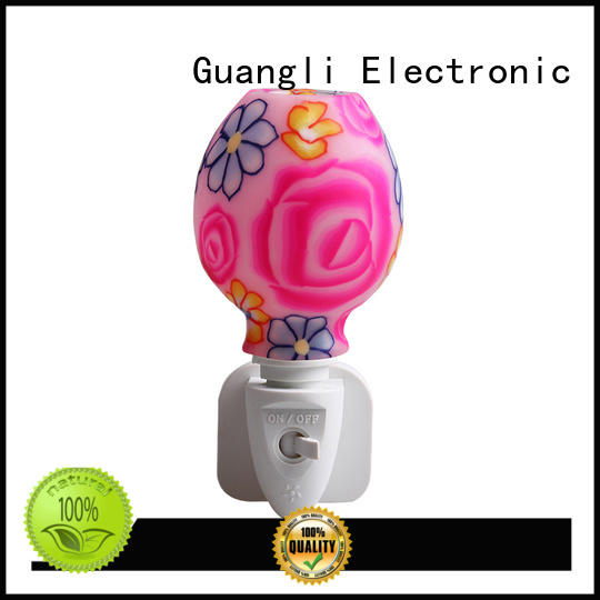 Guangli fragrance decorative night lights series for bathroom