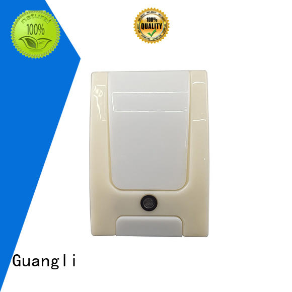 Guangli plug in sensor night light manufacturer for baby room