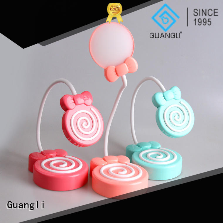 Guangli desk light company for decoration