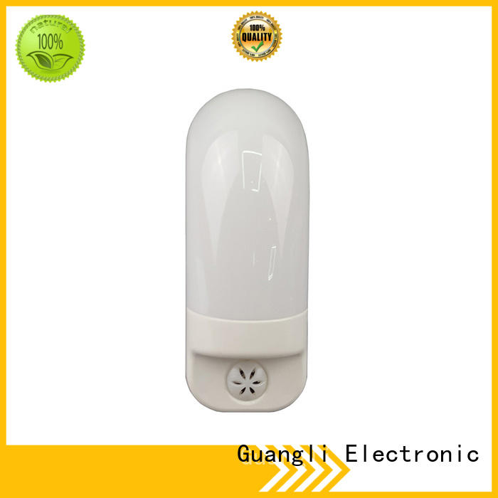 Guangli sensor night light factory for baby room