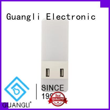 Guangli plug in sensor night light wholesale for baby room