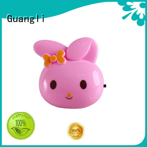 Guangli cost-effective kids wall night light manufacturer for bedroom