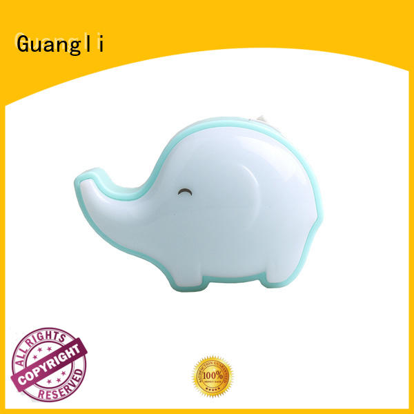 Guangli attractive kids night light supplier for home decoration
