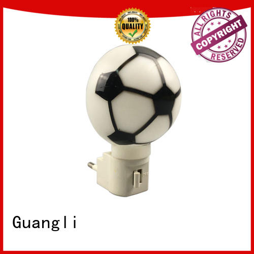 Guangli Custom wall night light for business for bathroom