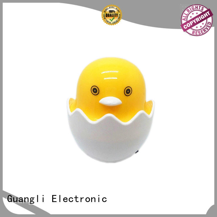 Guangli Latest kids wall night light Suppliers for home decoration