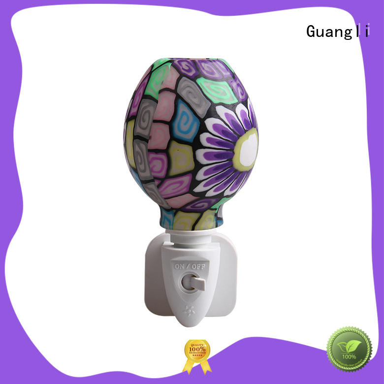Guangli decorative plug in night lights factory price