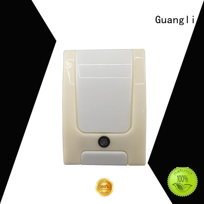Guangli compact size wall night light supplier for bedroom