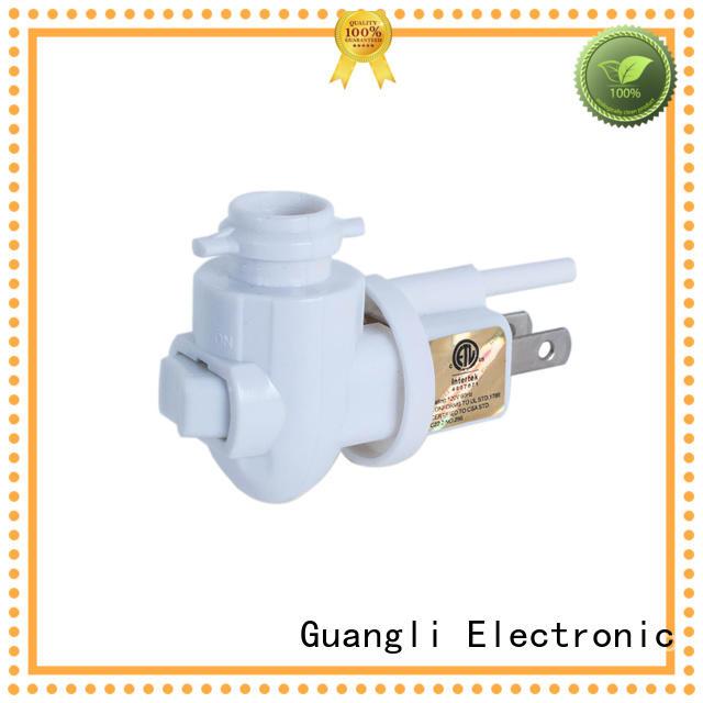 night light socket manufacturer for wall light Guangli