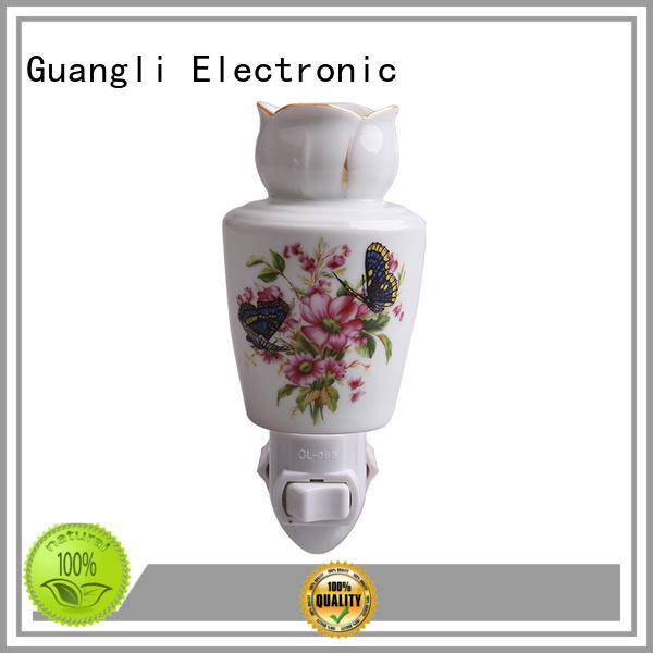 Guangli Top decorative plug in night lights Supply for bedroom