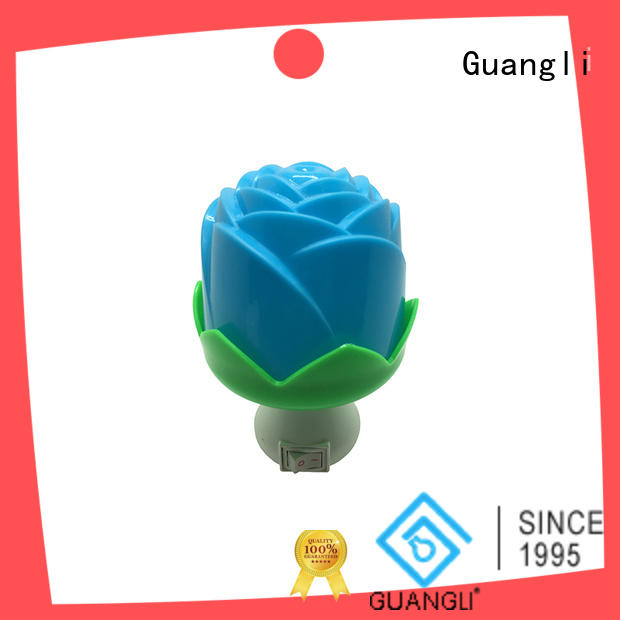 Guangli kids plug in night light factory direct for bedroom