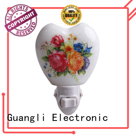 Guangli Top wall night light for business for home decoration