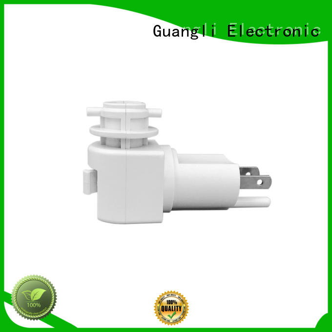night lamp socket with good price for hallway Guangli