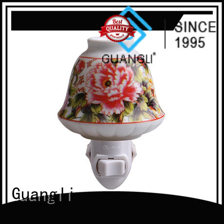 Guangli decorative night lights factory price for living room