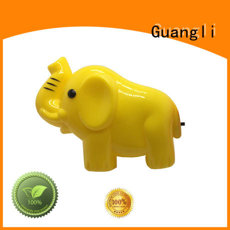 Elephant shape LED SMD mini switch plug in night light with 0.5W and 110V or 220V
