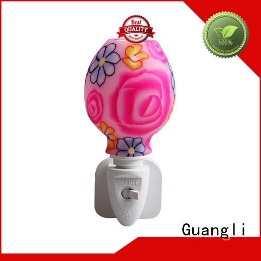 Guangli wall night light with good price for home decoration