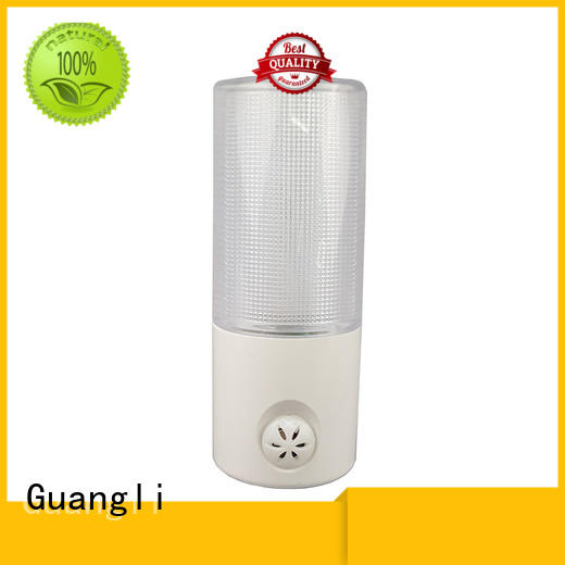 led light sensor night light light control for indoor Guangli