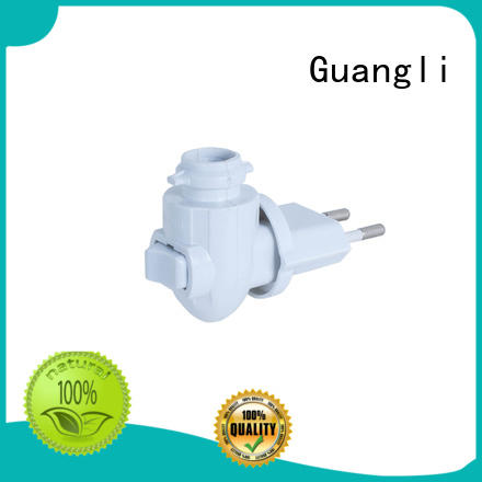 Guangli durable night lamp socket with good price for wall light