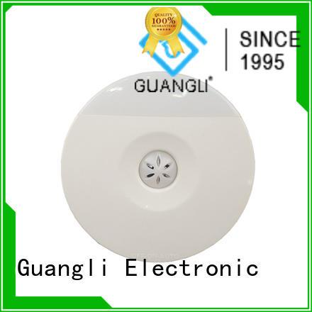 Custom light sensor night light factory for living room