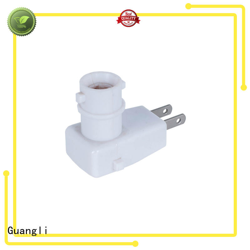 Guangli night light base socket Suppliers for hallway
