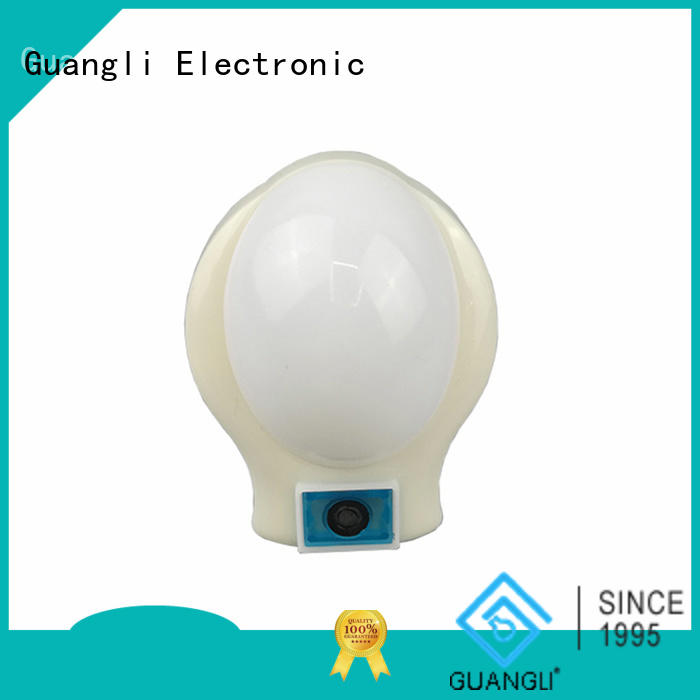 automatic plug in sensor night light manufacturer for indoor