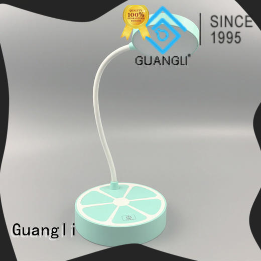 Guangli desk lamp Supply for decoration