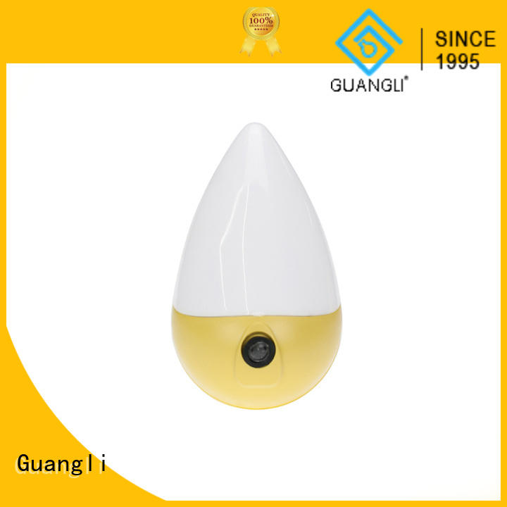 Guangli sensor night light manufacturers for indoor