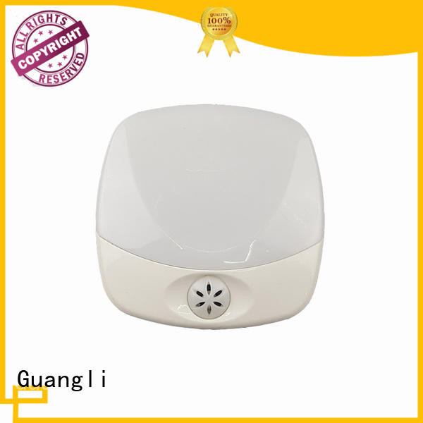 Guangli automatic light control night light wholesale for indoor