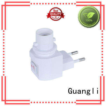 with On/Off switch screw in light socket wholesale for stairs Guangli