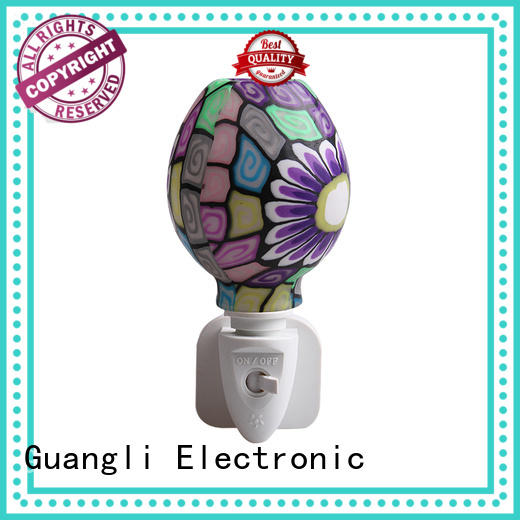 Guangli wall night light factory price for home decoration