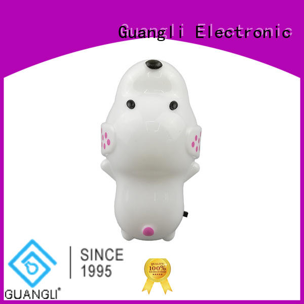 Guangli wall night light factory for bedroom