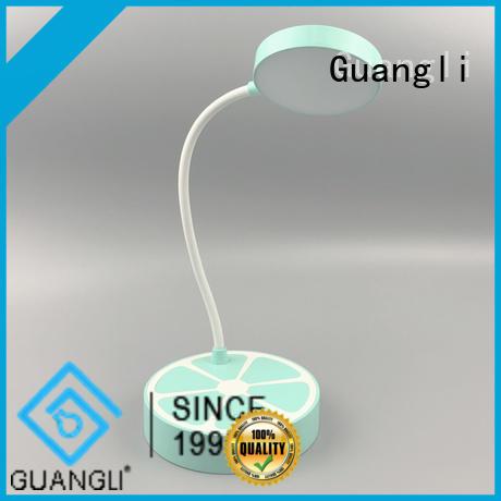 Guangli hot selling desk light supplier for decoration