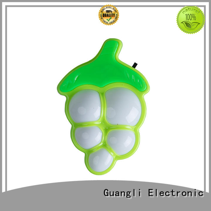 Guangli compact kids night light manufacturer for bedroom