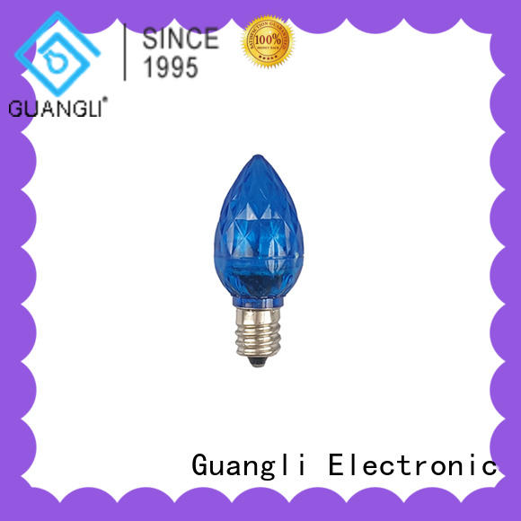 Guangli Top electric led bulb company for Christmas decoration