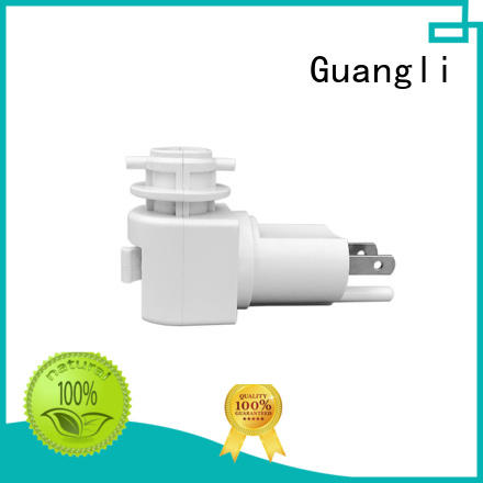 Guangli quality night light socket manufacturer for bedroom