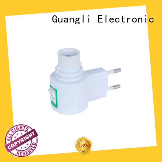 Guangli High-quality night lamp socket company for bedroom