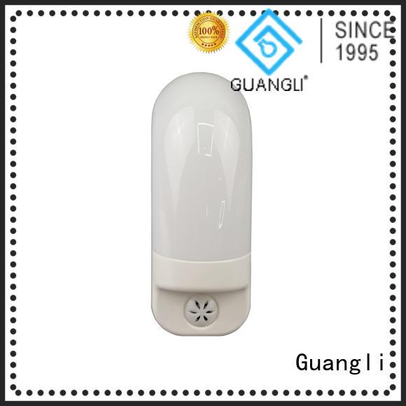 Guangli Top light sensor night light for business for indoor