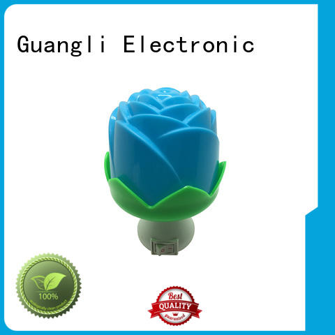 Guangli quality kids night light wholesale for home decoration