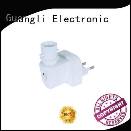 Guangli night light socket Suppliers for bedroom